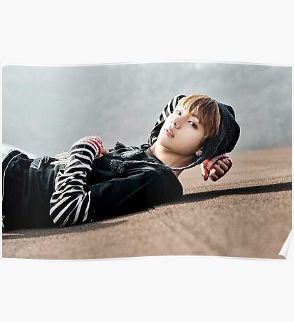 BTS - You Never Walk Alone (ft. Taehyung) Poster