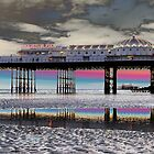 psychedelic seascape by rovingeyephotography