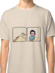 Melee Is Scripted Classic T-Shirt