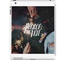 Pierce The Veil logo iPad Case/Skin