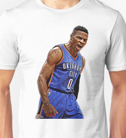 Russell Westbrook The Beast okc Unisex T-Shirt