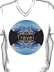 Travel. Mount Cook T-Shirt