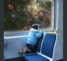 Tarantula Nebula Station by dale rogers