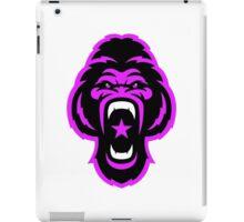 Pink Gorilla iPad Case/Skin