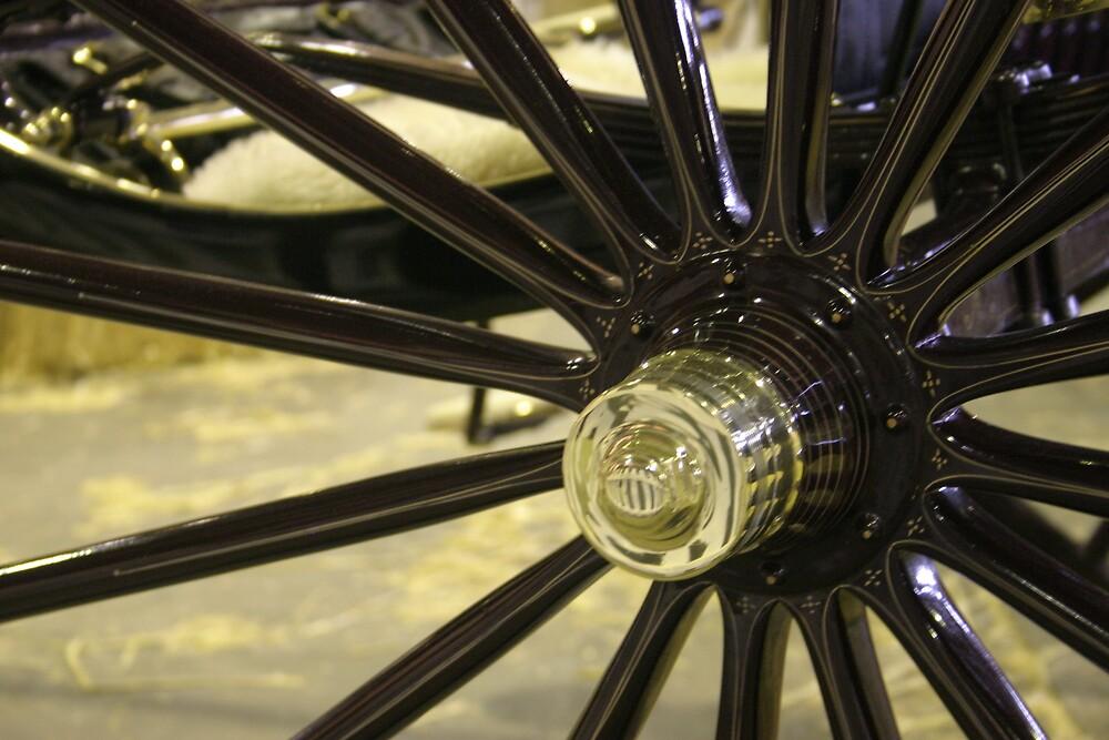 Wagon Wheel by Casey Moon-Watton