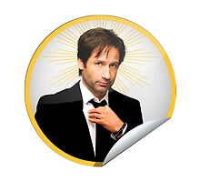 Hank Moody by remingtonn