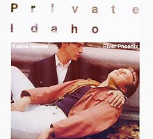 my own private idaho - pieta by Julia Griffin