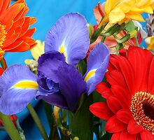 Spring bouquet by Robyn Lakeman
