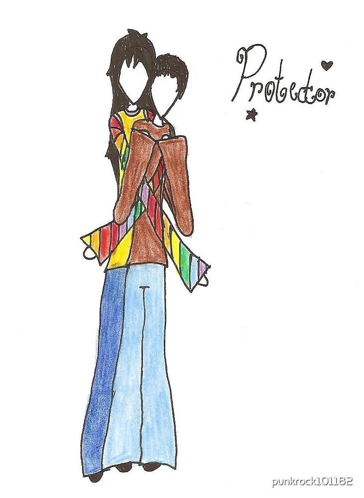 Protector by punkrock101182