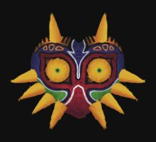 Majora's Mask Paint by cluper