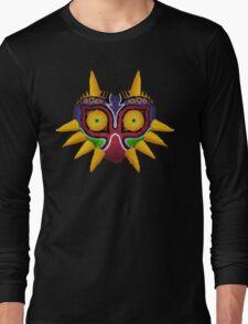 Majora's Mask Paint Long Sleeve T-Shirt