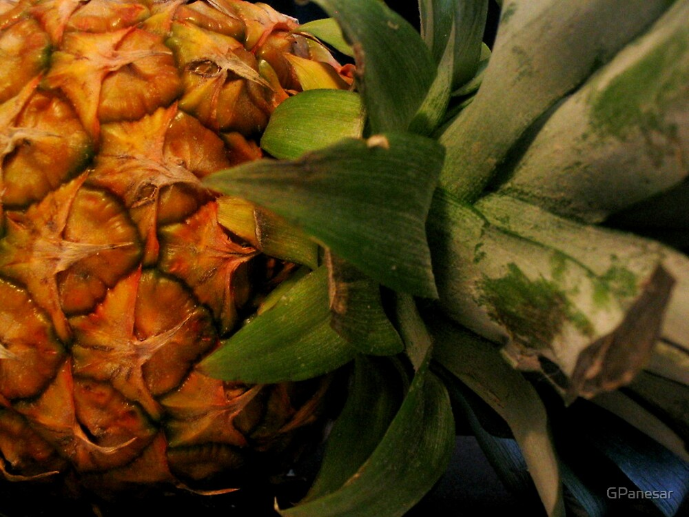pineapple by GPanesar
