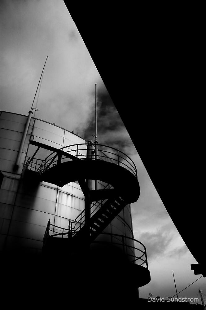 Upwards and Under by David Sundstrom