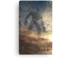 Bionicle: 2001-2010 Canvas Print