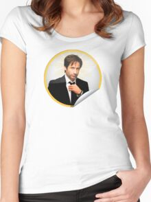 Hank Moody Women's Fitted Scoop T-Shirt