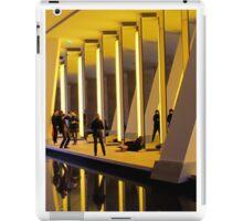 Rythm in architecture iPad Case/Skin