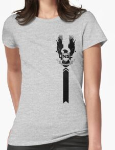 UNSC LOGO HALO 4 Womens Fitted T-Shirt