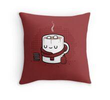 Winter Warmer Throw Pillow