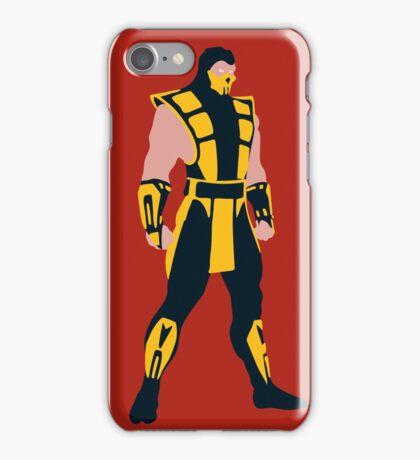 Scorpion Blocky iPhone Case/Skin