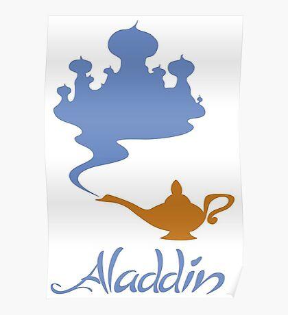 Aladdin #01  Poster