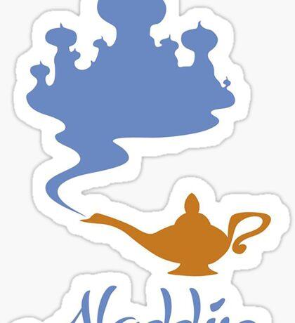Aladdin #01  Sticker