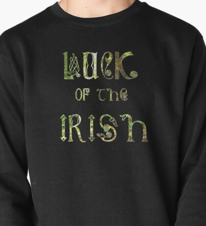 Luck of the Irish Pullover