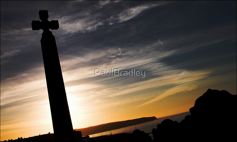 Whitby Cross by PaulBradley