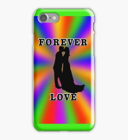 Forever Love iPhone Case/Skin