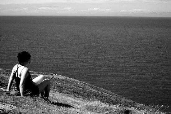 Ocean II# by Clare Bentham