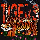 Tigers Design by Ginny Luttrell