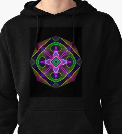 Mandala Mysticism Pullover Hoodie