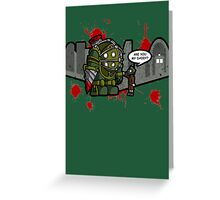 Are you my Daddy? Greeting Card