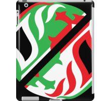 """Máscara Misteriosa"" Wrestling Design (Black) iPad Case/Skin"