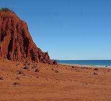 Price Point, Western Australia by Jillidee