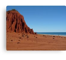 Price Point, Western Australia Canvas Print