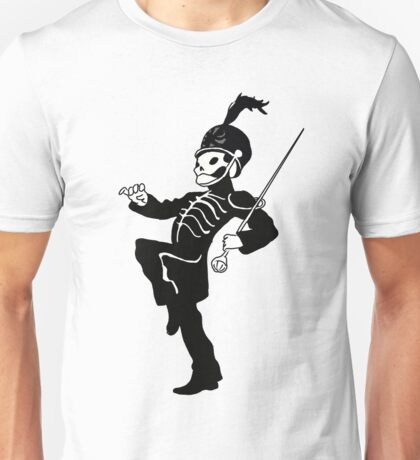 welcome to the black parade - skeleton - my chemical romance Unisex T-Shirt