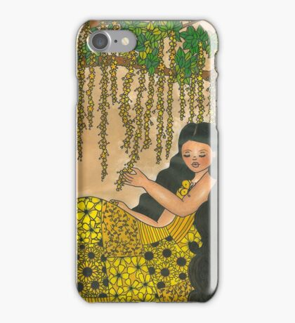 My Love is too Delicate... iPhone Case/Skin
