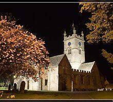 Churchyard by Pete Chapman