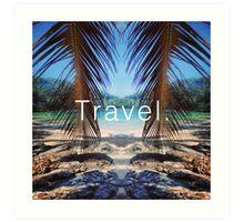 Travel. Koh Chang Art Print