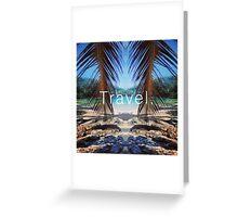 Travel. Koh Chang Greeting Card