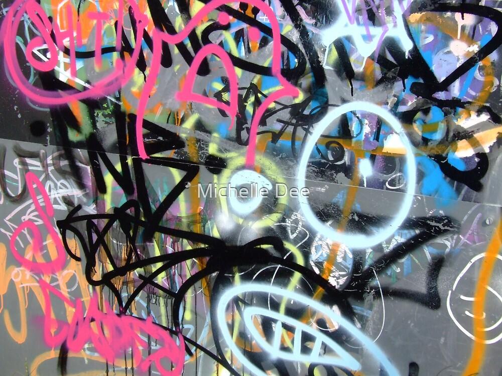 Graffiti by michelleduerden