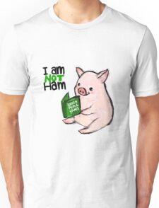 I Am Not Ham! Piglet Unisex T-Shirt