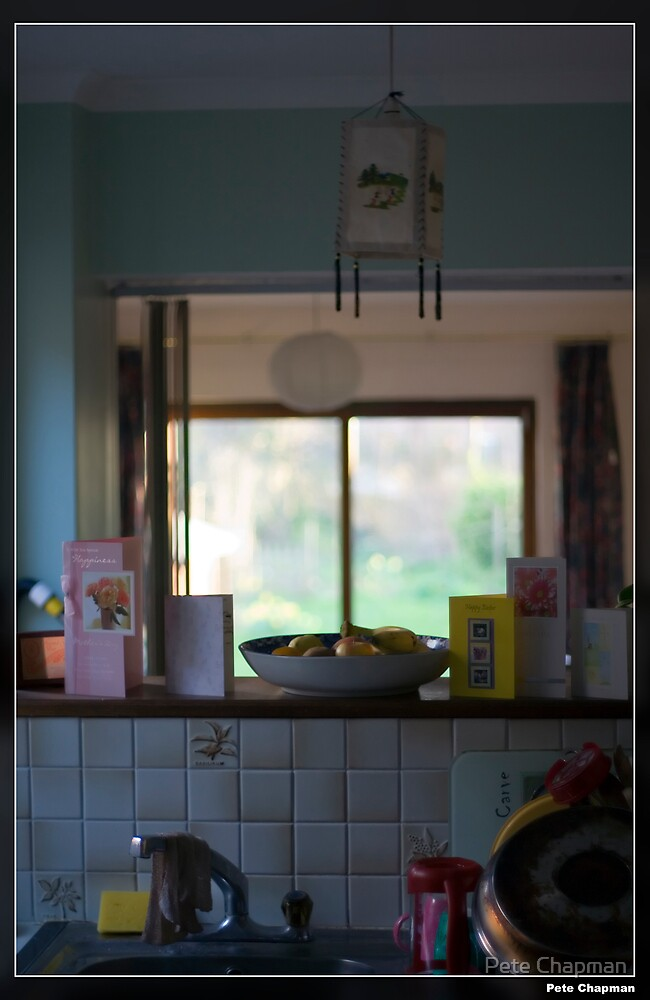 Kitchen by Pete Chapman