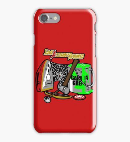 Assemble iPhone Case/Skin