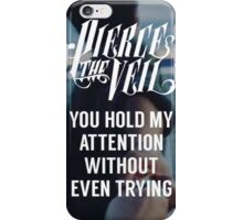 The New National Anthem // Pierce The Veil iPhone Case/Skin