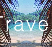 Travel. Koh Chang Sticker