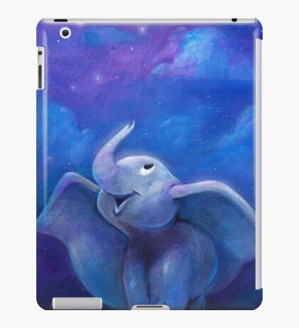 'To Fly Among the Stars' iPad Case/Skin