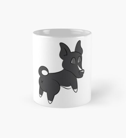 Kiss my Ass (black) Mug