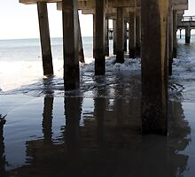 piers, beach by etccdb