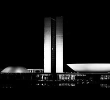 Brazilia - Brazil by Claudio Cologni